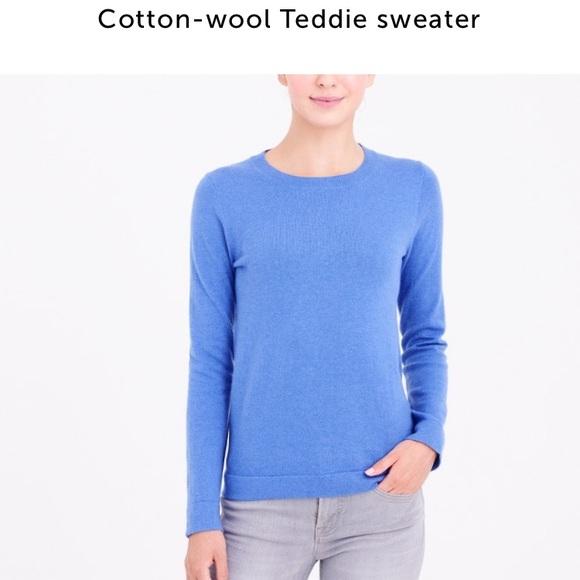J Crew Factory Sweaters J Crew Factory Teddie Sweater Poshmark